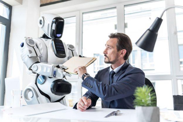 Die Roboter als Helfer
